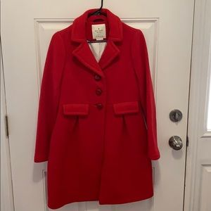 KATE SPADE Coat - Size 6 - GREAT Condition